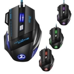 TOPELEK Souris Gamer, une souris gaming polyvalente : Notre avis complet